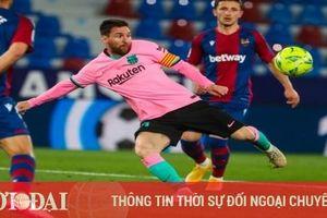 Bảng xếp hạng La Liga 2020/21: Barca hòa như thua, Atletico mừng thầm