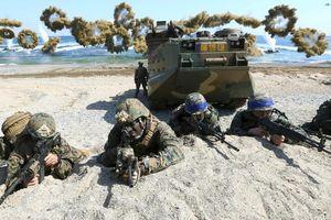 Quân đội Mỹ-Nhật-Hàn tập trận chung, tình báo Hàn-Nhật thảo luận về Triều Tiên