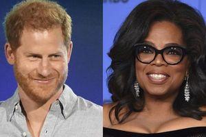 Hoàng tử Harry và Oprah Winfrey hợp tác trong loạt Apple TV+ về sức khỏe tinh thần
