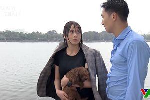 'Hương vị tình thân' tập 16: Long nhảy xuống hồ cứu Phương Nam