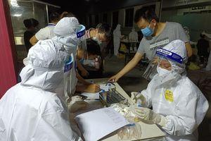 Bắc Ninh: Hai công nhân Công ty Canon dương tính với SARS-CoV-2