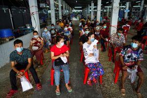 Số người chết vì COVID-19 trong ngày ở Thái Lan cao kỷ lục