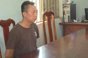 Bắt kẻ đâm thượng úy công an ở Đắk Lắk