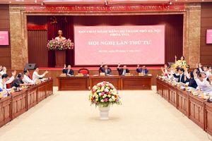 10 chương trình công tác của Thành ủy Hà Nội khóa XVII: Bắt tay hành động ngay