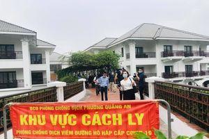 Hà Nội: Yêu cầu các khách sạn làm nơi cách ly triển khai hệ thống camera giám sát
