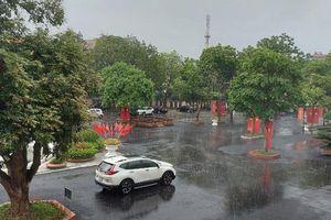 Chiều tối nay, Hà Nội đề phòng xảy ra mưa dông