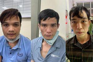 Ổ nhóm gây ra nhiều vụ cướp giật tài sản sa lưới