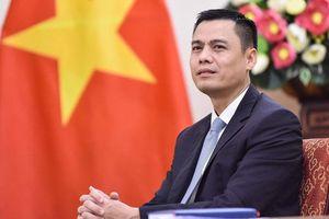 Thứ trưởng Bộ Ngoại giao Đặng Hoàng Giang làm Chủ tịch Ủy ban Quốc gia UNESCO Việt Nam
