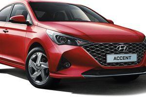 Tháng 4, mỗi ngày bán hơn 1.000 ô tô, thương hiệu dẫn đầu gọi tên Huyndai Accent