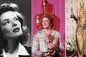 3 nữ diễn viên được trao nhiều giải Oscar nhất