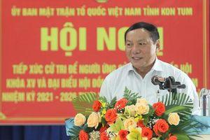 Bộ trưởng Nguyễn Văn Hùng: 'Tình yêu làm đất lạ hóa quê hương'