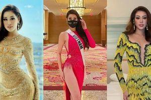 Outfit tại các hoạt động ở Miss Universe của Hoa hậu Khánh Vân xứng đáng thang điểm nào?