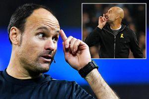 Điềm gở cho Man City: Trọng tài 'khắc tinh' của Pep bắt chung kết Champions League