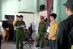Quảng Bình: Phá chuyên án đánh bạc qua mạng