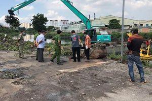 TP. Hồ Chí Minh: Phát hiện người đàn ông chết trong bãi rác