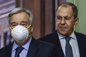 Nga kêu gọi họp 'Bộ tứ hòa giải' về xung đột Israel-Palestine
