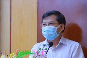 Ứng cử viên Lê Minh Trí chú trọng đến tội phạm tham nhũng