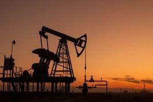 Giá dầu thế giới lập đỉnh sau 8 tuần