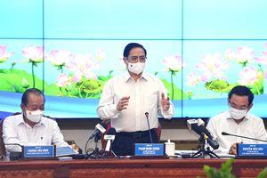 Thủ tướng: Cương quyết không để dịch Covid-19 bùng phát ở TP.HCM
