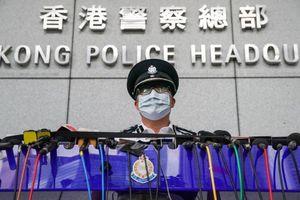 Lãnh đạo an ninh Hong Kong bị điều tra sau vụ xuất hiện ở tiệm massage