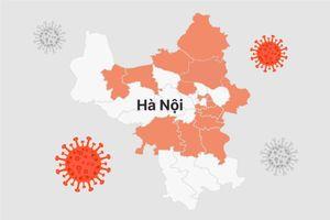 Thêm 5 địa điểm ở Hà Nội bị phong tỏa liên quan giám đốc Hacinco