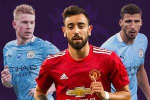 8 ngôi sao tranh giải hay nhất Premier League mùa này
