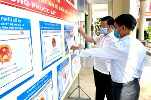 Ứng phó dịch Covid-19, Đà Nẵng tăng cường công nghệ trong bầu cử