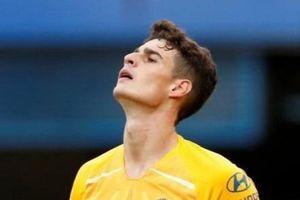 Thủ môn đắt nhất thế giới khó dự EURO 2020