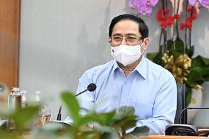 Một ngày làm việc của Thủ tướng Phạm Minh Chính tại TP.HCM