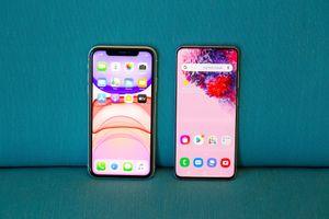 Tầm 12 triệu chọn iPhone XR hay Galaxy S20 FE?