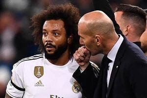 Marcelo và Zidane mâu thuẫn