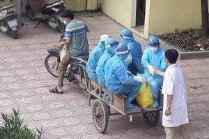 Sớm khắc phục việc thiếu phương tiện vận chuyển bệnh nhân F1