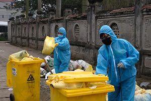 Bảo vệ môi trường, đẩy lùi dịch bệnh
