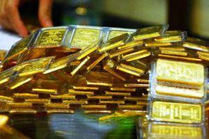 Giá vàng lao dốc khi kinh tế phục hồi tích cực