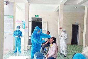 Hà Đông đề nghị mở rộng diện xét nghiệm cho cư dân ở Kiến Hưng và Mộ Lao