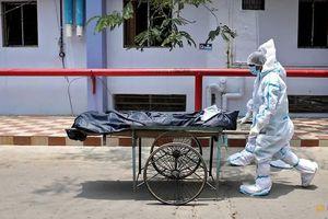 Covid-19 tại Ấn Độ: Ca tử vong lập kỷ lục hơn 4.000 người ngày thứ hai liên tiếp