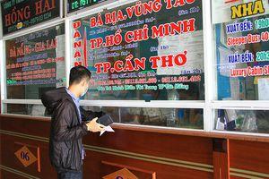 Tạm dừng vận chuyển khách bằng ô tô từ Đà Nẵng đến vùng có dịch