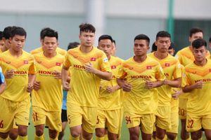 U23 Việt Nam được xếp vào nhóm hạt giống số 1 ở vòng loại U23 châu Á