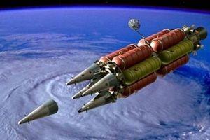 Mỹ đưa VKHN lên không gian dưới chiêu 'chinh phục Sao Hỏa'