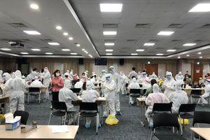 Bắc Ninh siết chặt phòng, chống dịch trong khu công nghiệp