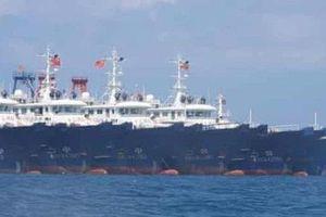 Người phát ngôn nói về việc Trung Quốc đưa thêm tàu đến đá Ba Đầu