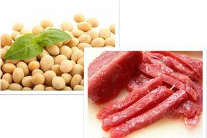 Thực phẩm 'đại kị' thịt lợn, kết hợp dễ ngộ độc, hao hụt dinh dưỡng