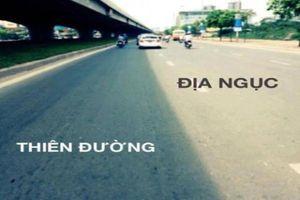 Ngày nắng phải ra đường, đâu là 'thiên đàng và địa ngục' của netizen?