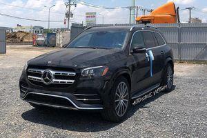 Cận cảnh Mercedes-Benz GLS 580 4Matic hơn 9 tỷ về Việt Nam