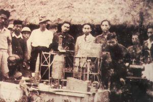 Nhà khoa học tài ba Võ Quý Huân và mẻ gang đầu tiên