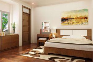 Đại kỵ chọn kích thước phòng ngủ làm ảnh hưởng trực tiếp đến gia chủ