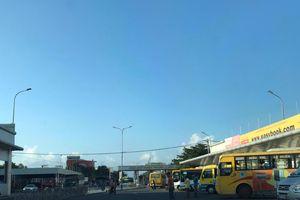 Đà Nẵng tạm dừng hoạt động vận tải hành khách bằng xe ô tô đi các vùng có dịch
