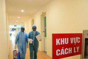 Hà Nội thêm 1 trường hợp F1 của Giám đốc Hacinco dương tính với SARS-CoV-2