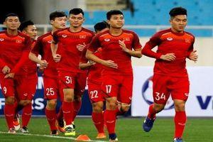 Việt Nam nằm ở nhóm hạt giống số 1 tại vòng loại U23 châu Á 2022