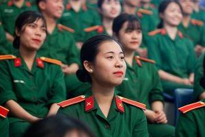 Khối trường quân đội xét tuyển học sinh giỏi, điểm ngoại ngữ IELTS 5.0